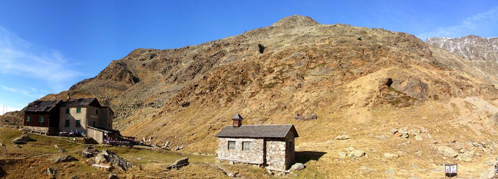 Foto: vince 51 / Wander Tour / Von Melag auf den Schmied / Weisskugelhütte / 09.07.2009 22:51:16