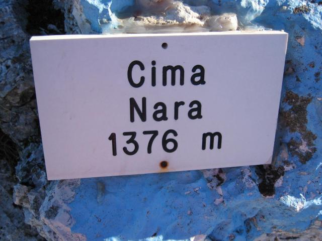 Foto: pepi4813 / Wander Tour / Gratwanderung über dem Gardasee bei Pregasina / Cima Nara / 10.07.2009 10:22:08