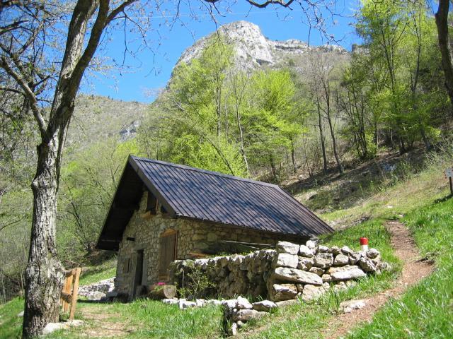 Foto: pepi4813 / Wander Tour / Aussichtsbalkon über Riva / Aufstiegsweg zur Rocchetta Giochello / 10.07.2009 21:56:34