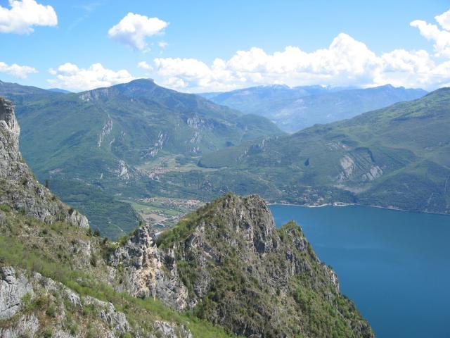 Foto: pepi4813 / Wander Tour / Aussichtsbalkon über Riva / Bochet dei Concoli / 10.07.2009 21:56:58