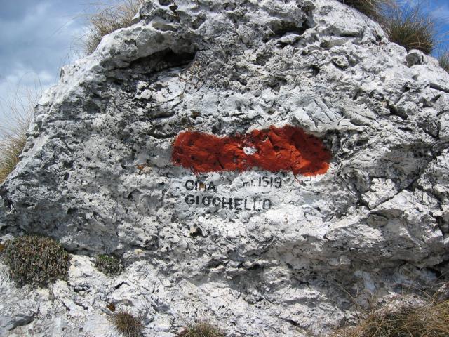 Foto: pepi4813 / Wander Tour / Aussichtsbalkon über Riva / Cima Giochello / 10.07.2009 21:57:40