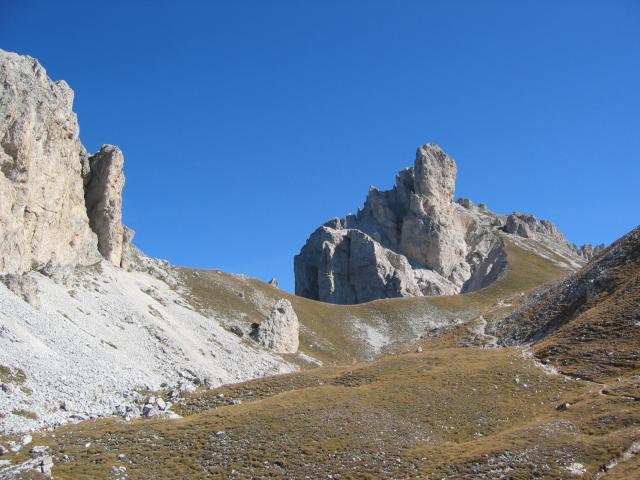 Foto: pepi4813 / Wander Tour / Günther-Messner-Steig / Auf dem Weg zum Tullen / 11.07.2009 23:08:07