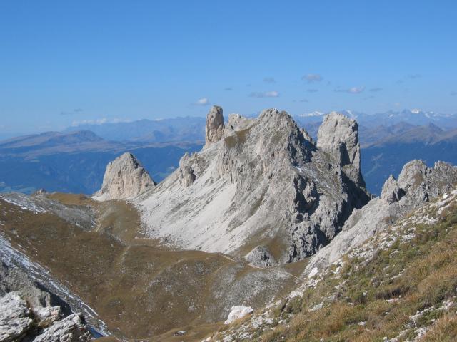 Foto: pepi4813 / Wander Tour / Günther-Messner-Steig / Am westlichen Teil des GM / 11.07.2009 23:08:40