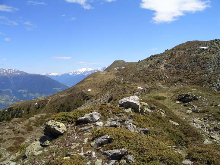 Foto: vince 51 / Wander Tour / von Schlinig auf den Monterodes / Gipfel in Sicht, aber noch weiiit weg / 11.07.2009 23:16:34
