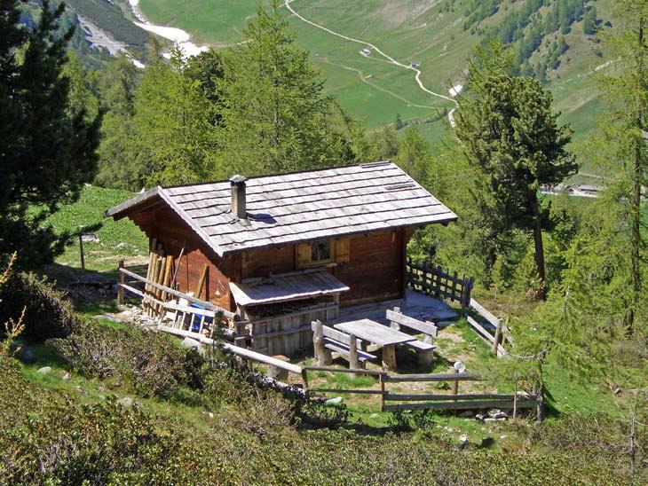 Foto: vince 51 / Wander Tour / von Schlinig auf den Monterodes / Kälberalm / 11.07.2009 23:14:00