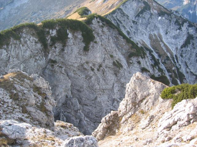 Foto: pepi4813 / Wander Tour / Auf einsamen Steigen zum Wilden Jäger / Abstieg vom Wilden Jäger / 12.07.2009 00:37:07