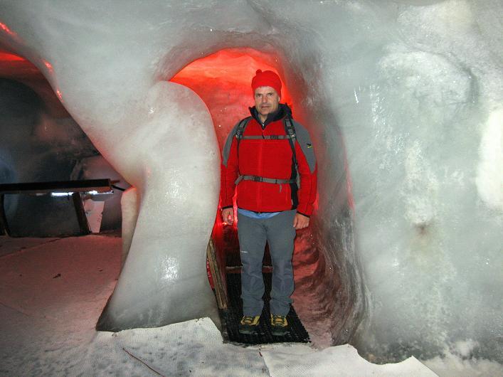 Foto: Andreas Koller / Wander Tour / Auf klassischer Route auf den Titlis (3239 m) / 15.07.2009 19:39:04