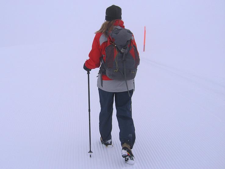 Foto: Andreas Koller / Wander Tour / Auf klassischer Route auf den Titlis (3239 m) / Am Gletscher / 15.07.2009 19:35:37