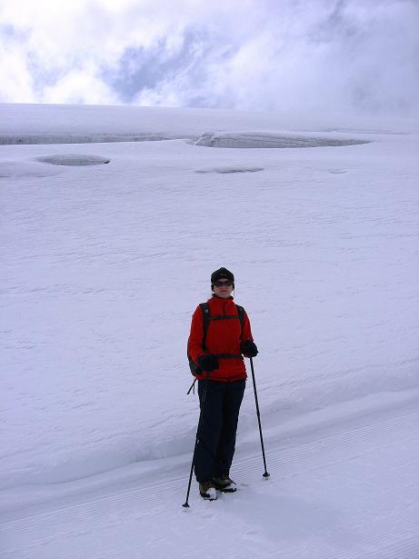 Foto: Andreas Koller / Wander Tour / Auf klassischer Route auf den Titlis (3239 m) / 15.07.2009 19:34:42