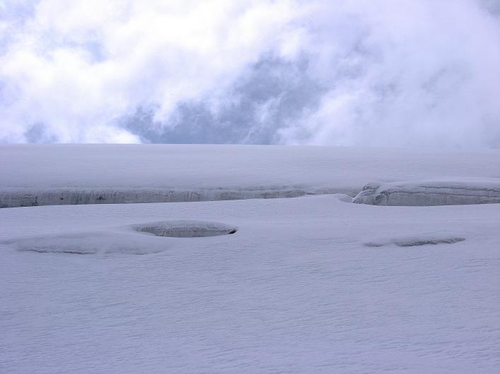 Foto: Andreas Koller / Wander Tour / Auf klassischer Route auf den Titlis (3239 m) / Titlisgletscher / 15.07.2009 19:34:32