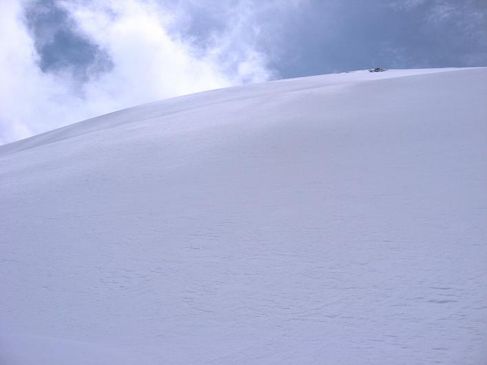 Foto: Andreas Koller / Wander Tour / Auf klassischer Route auf den Titlis (3239 m) / Eishaube am Titlis / 15.07.2009 19:34:07