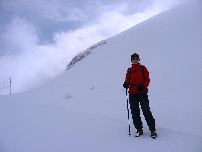 Foto: Andreas Koller / Wander Tour / Auf klassischer Route auf den Titlis (3239 m) / 15.07.2009 19:31:47