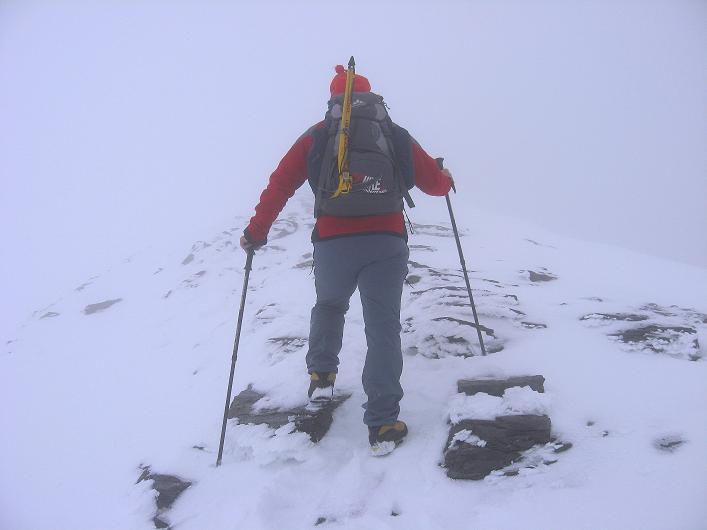 Foto: Andreas Koller / Wander Tour / Auf klassischer Route auf den Titlis (3239 m) / 15.07.2009 19:30:32