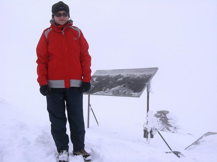 Foto: Andreas Koller / Wander Tour / Auf klassischer Route auf den Titlis (3239 m) / 15.07.2009 19:28:50