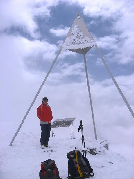 Foto: Andreas Koller / Wander Tour / Auf klassischer Route auf den Titlis (3239 m) / 15.07.2009 19:27:28