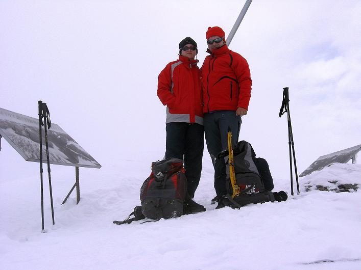 Foto: Andreas Koller / Wander Tour / Auf klassischer Route auf den Titlis (3239 m) / 15.07.2009 19:26:15