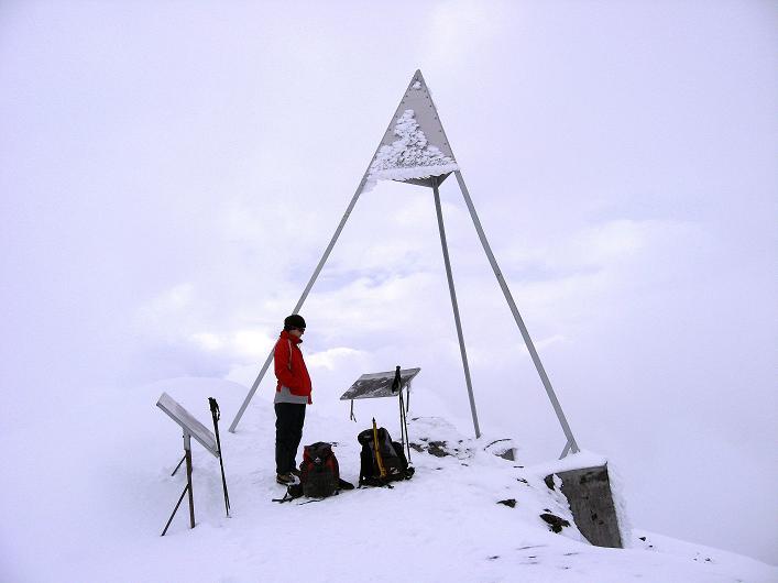 Foto: Andreas Koller / Wander Tour / Auf klassischer Route auf den Titlis (3239 m) / 15.07.2009 19:25:13