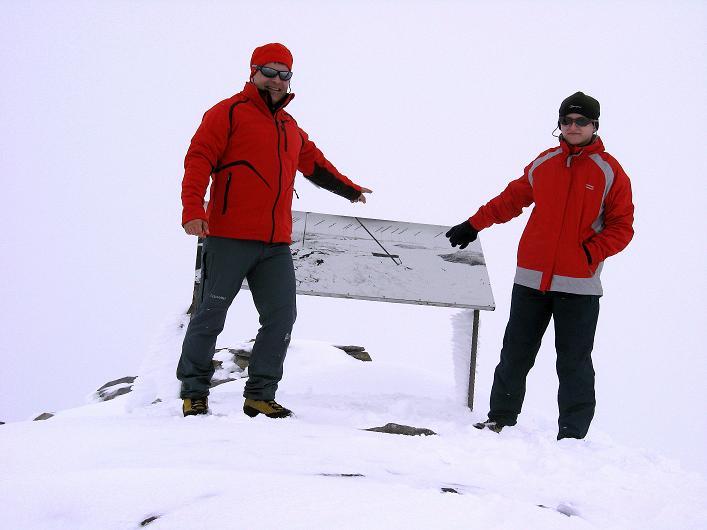 Foto: Andreas Koller / Wander Tour / Auf klassischer Route auf den Titlis (3239 m) / 15.07.2009 19:25:00