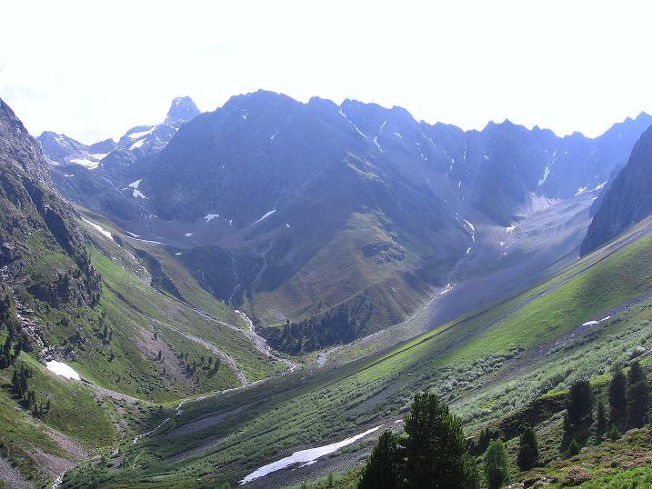 Foto: Andreas Koller / Kletter Tour / Überschreitung der Madatschtürme (2837m) / 16.07.2009 17:40:07