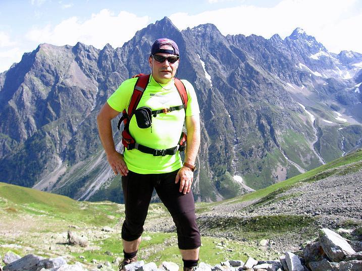 Foto: Andreas Koller / Kletter Tour / Überschreitung der Madatschtürme (2837m) / 16.07.2009 17:39:51