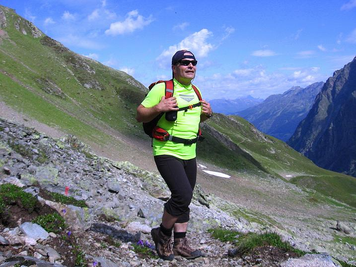 Foto: Andreas Koller / Kletter Tour / Überschreitung der Madatschtürme (2837m) / 16.07.2009 17:39:07