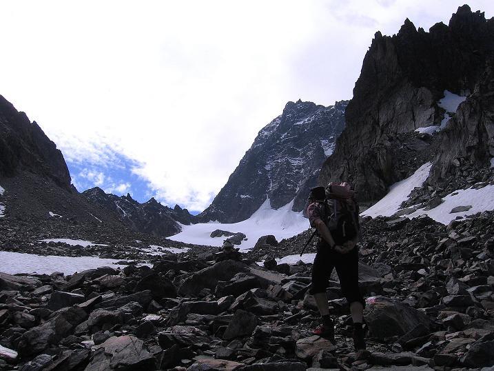 Foto: Andreas Koller / Kletter Tour / Überschreitung der Madatschtürme (2837m) / 16.07.2009 17:38:30