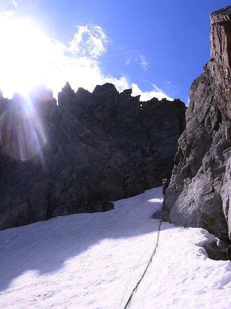 Foto: Andreas Koller / Kletter Tour / Überschreitung der Madatschtürme (2837m) / 16.07.2009 17:37:27