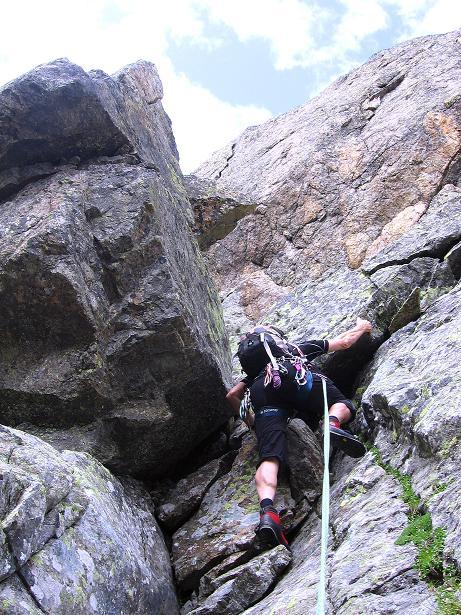 Foto: Andreas Koller / Kletter Tour / Überschreitung der Madatschtürme (2837m) / 16.07.2009 17:36:11