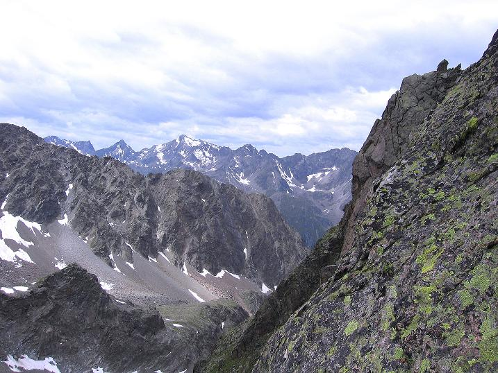 Foto: Andreas Koller / Kletter Tour / Überschreitung der Madatschtürme (2837m) / 16.07.2009 17:35:33