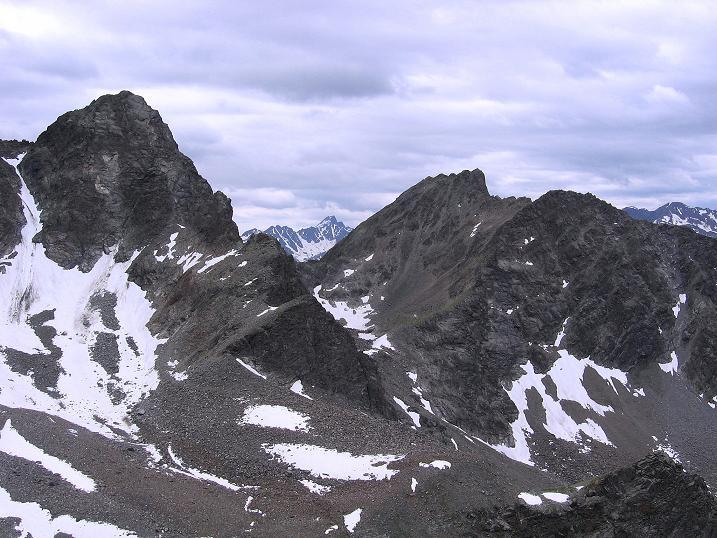 Foto: Andreas Koller / Kletter Tour / Überschreitung der Madatschtürme (2837m) / 16.07.2009 17:32:52