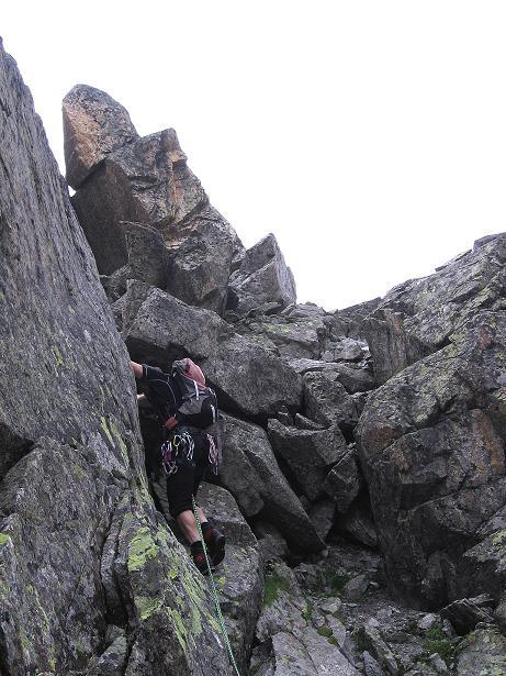 Foto: Andreas Koller / Kletter Tour / Überschreitung der Madatschtürme (2837m) / 16.07.2009 17:31:40