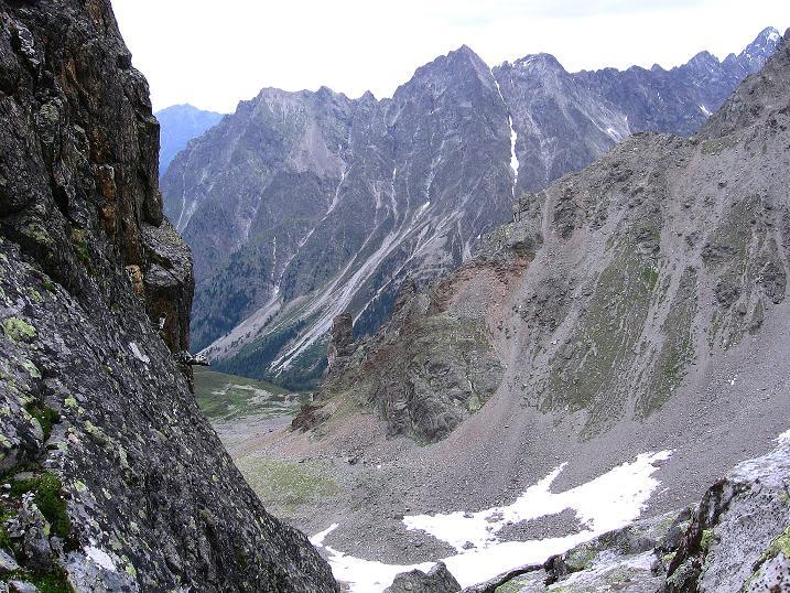 Foto: Andreas Koller / Kletter Tour / Überschreitung der Madatschtürme (2837m) / 16.07.2009 17:31:18