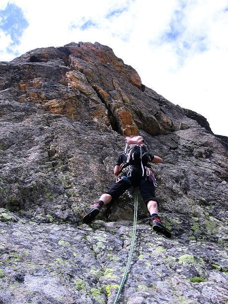 Foto: Andreas Koller / Kletter Tour / Überschreitung der Madatschtürme (2837m) / 16.07.2009 17:30:40