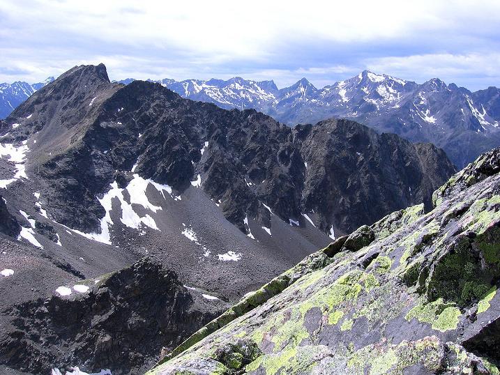 Foto: Andreas Koller / Kletter Tour / Überschreitung der Madatschtürme (2837m) / 16.07.2009 17:27:40