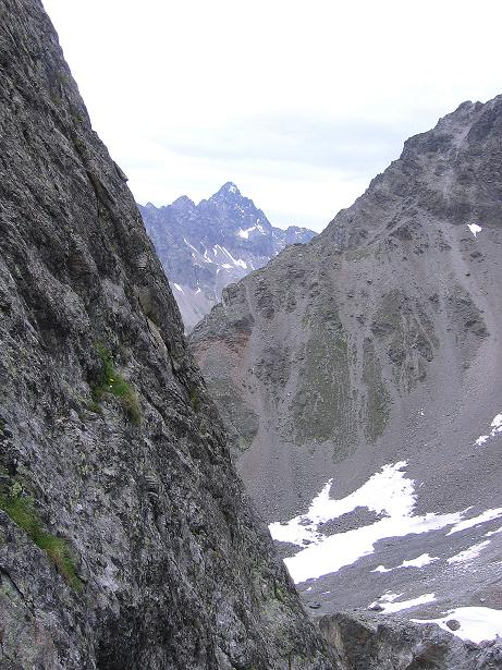 Foto: Andreas Koller / Kletter Tour / Überschreitung der Madatschtürme (2837m) / 16.07.2009 17:21:52