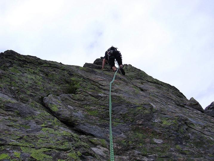 Foto: Andreas Koller / Kletter Tour / Überschreitung der Madatschtürme (2837m) / 16.07.2009 17:21:43