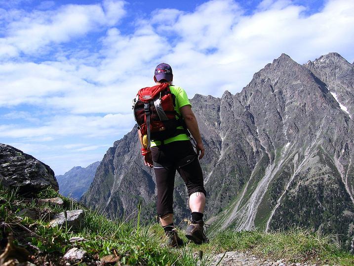 Foto: Andreas Koller / Kletter Tour / Überschreitung der Madatschtürme (2837m) / 16.07.2009 17:16:49