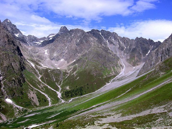 Foto: Andreas Koller / Kletter Tour / Überschreitung der Madatschtürme (2837m) / 16.07.2009 17:15:11