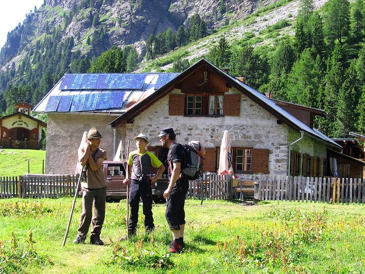 Foto: Andreas Koller / Kletter Tour / Überschreitung der Madatschtürme (2837m) / 16.07.2009 17:13:38