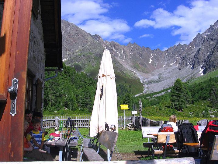 Foto: Andreas Koller / Kletter Tour / Überschreitung der Madatschtürme (2837m) / 16.07.2009 17:13:25