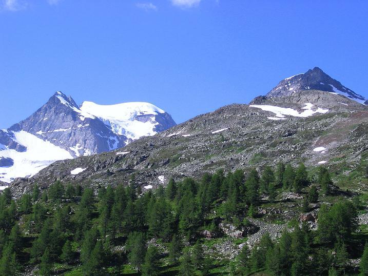 Foto: Andreas Koller / Klettersteig Tour / Klettersteig Piz Trovat (3146m) / Piz Cambarena (3603 m) / 18.07.2009 00:16:46