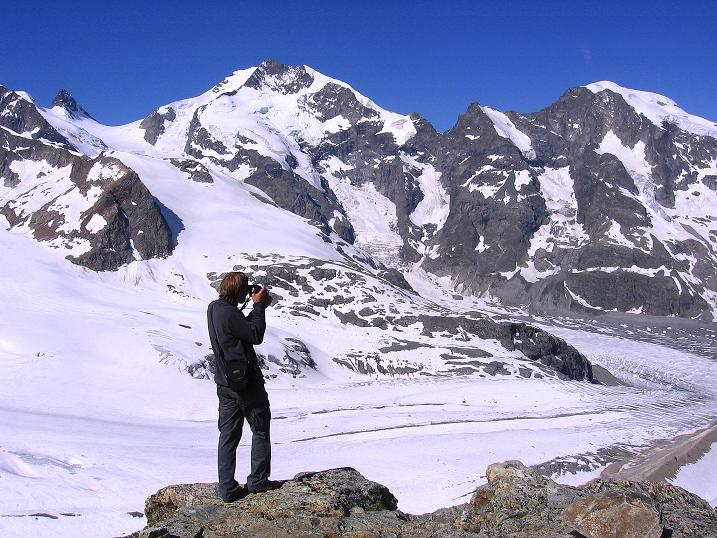 Foto: Andreas Koller / Klettersteig Tour / Klettersteig Piz Trovat (3146m) / 18.07.2009 00:15:26