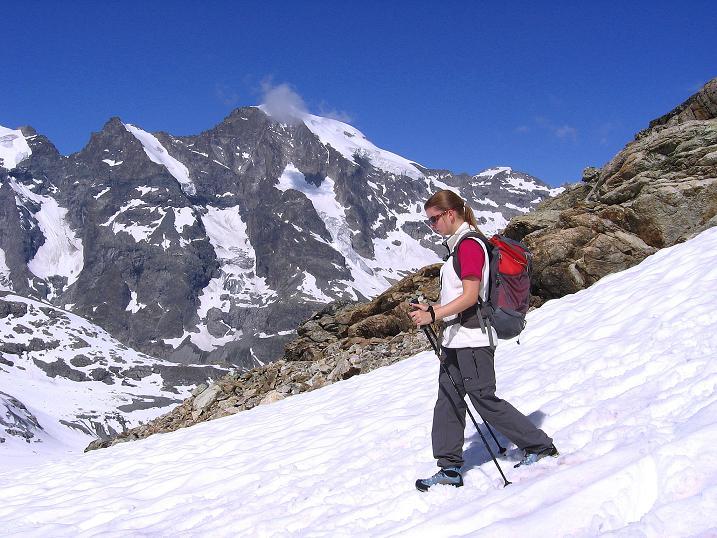 Foto: Andreas Koller / Klettersteig Tour / Klettersteig Piz Trovat (3146m) / 18.07.2009 00:14:32