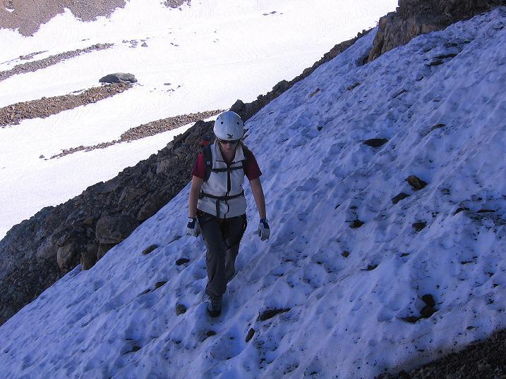 Foto: Andreas Koller / Klettersteig Tour / Klettersteig Piz Trovat (3146m) / 18.07.2009 00:14:14