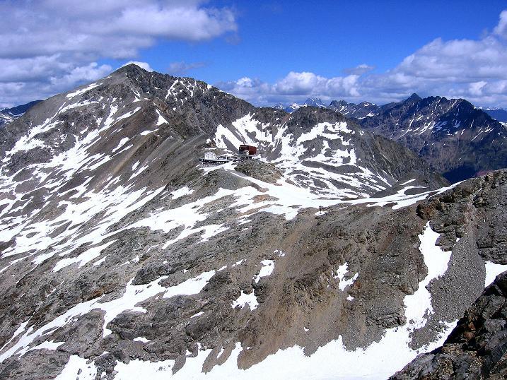 Foto: Andreas Koller / Klettersteig Tour / Klettersteig Piz Trovat (3146m) / 18.07.2009 00:10:36