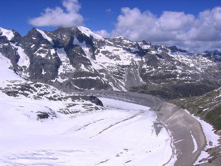 Foto: Andreas Koller / Klettersteig Tour / Klettersteig Piz Trovat (3146m) / 18.07.2009 00:10:18
