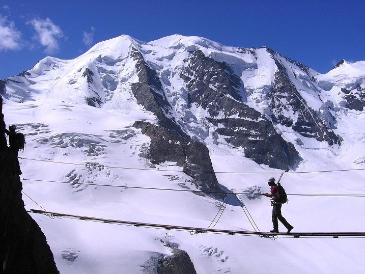 Foto: Andreas Koller / Klettersteig Tour / Klettersteig Piz Trovat (3146m) / 18.07.2009 00:09:20