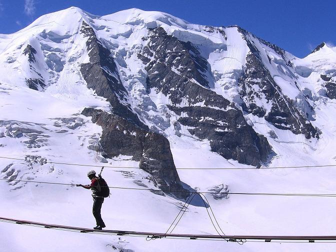 Foto: Andreas Koller / Klettersteig Tour / Klettersteig Piz Trovat (3146m) / 18.07.2009 00:08:50
