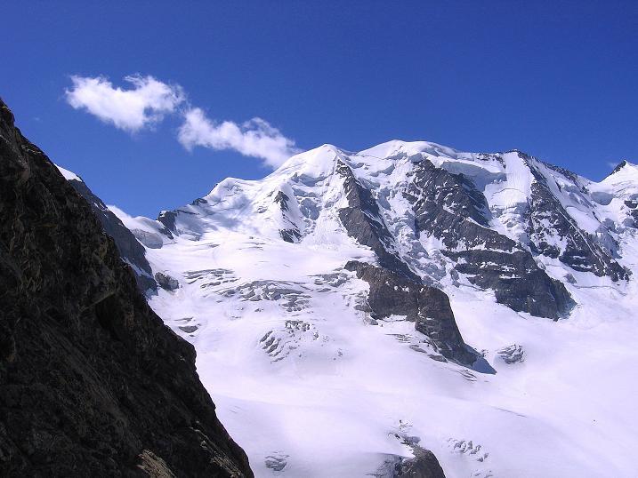 Foto: Andreas Koller / Klettersteig Tour / Klettersteig Piz Trovat (3146m) / 18.07.2009 00:08:03