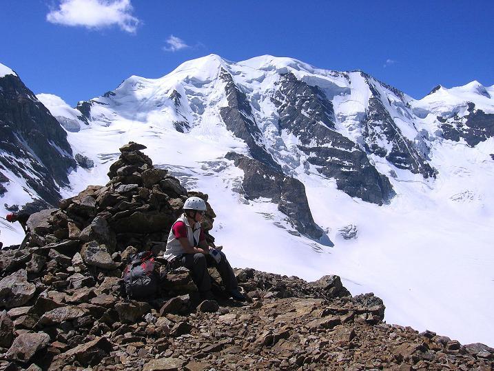 Klettersteig Piz Trovat : Fotogalerie tourfotos fotos zur klettersteig tour